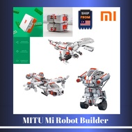 Xiaomi MITU Mi Robot Builder, STEM Toys, Remote Control Programmable Toy, (978 Pieces)