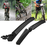 """27.5"""" 28"""" 29"""" MTB Bicycle Front And Rear Mudguards MTB Mudguards Mudguard Accessories With Taillights"""