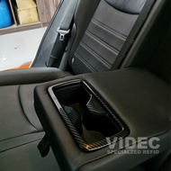 DIY 商城 TOYOTA 豐田 2019 5代 RAV4 RAV-4 卡夢 後座 水杯架框 水杯框