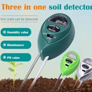 Soil Detector Potted Plant Humidity Ph Meter Horticultural Soil Ph Meter Nutrient Detector