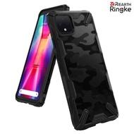 【Ringke】Rearth Google Pixel 4 / 4 XL [Fusion X Design] 透明背蓋防撞手機殼(透明背蓋防撞手機殼)