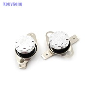 [SP] 2Pcs 10A 250V KSD301 30°C~160°C Thermostat Temperature Thermal Control Switch (ORT)