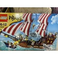 絕版 樂高 LEGO 6243 Brickbeard's Bounty 紅鬍子海盜船