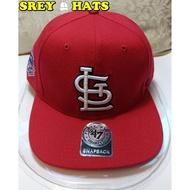 [SREY帽屋]預購★47 Brand SURE SHOT 後可調 MLB 聖路易紅雀 經典LOGO 美國限定 棒球帽