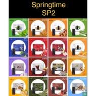SP2 springtime 100% original