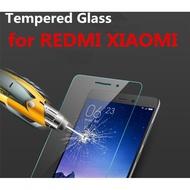 ฟิล์มกระจกนิรภัย Xiaomi Redmi Note 7 , Mi9 , Mi8 , 6a , 5A , Note 6 pro , Note 5 , S2 , 5 Plus , A1 , Note 4x ไม่เต็มจอ