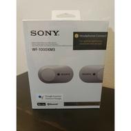【SE美國代購】原廠貨 全新未拆封 Sony WF-1000Xm3 耳機 Sony wf1000xm3