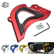 for Yamaha M-SLAZ150 TFX150 Motorcycle Front Sprocket Chain Cover Guard CNC ALLOY Red Blue Gold Silver Orange