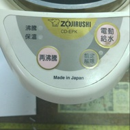 [龍大百貨]象印CD-EPK電熱水瓶拆機零件。