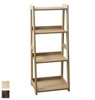 熱銷冠軍 木質層架-窄 木紋 書櫃 置物櫃 收納櫃 展示櫃 防潮 傢俱 客廳 臥室 浴室 熱銷 - 共兩色