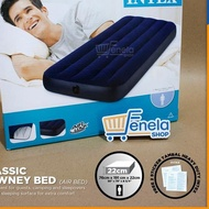 Inflatable Wind Mattress Brand Intex Single Traveling Bed 68950