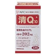 AFC宇勝淺山 菁鑽系列 清Q10膠囊食品(120粒/罐)x1