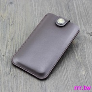 Leather Case Protective Sleeve Zte Axon M Folding Dual Screen