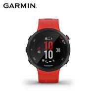 【GARMIN】Forerunner 45 GPS腕式心率跑錶(錶徑 42mm)