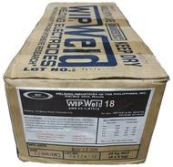 "Wipweld welding rod 7018 1/8"" 3.2mm 20 kilos per box"