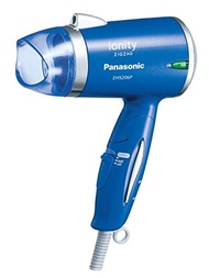 Panasonic Ionitis Negative Ion Hair Dryer ZIGZAG Blue EH 5206P-A [FREE EMS]