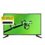 Xtreme MF-4000 40-inch HD Ready, Basic LED TV
