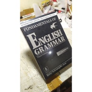 Fundamentals Of English Grammar - Betty