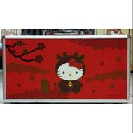 動漫無敵 絕版收藏品 HELLO KITTY 凱蒂貓 牛年麻將 全新牛年紀念版麻將組  牛年麻雀