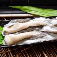 【鮮綠生活】現流手工去刺白帶魚清肉(500g/包 共4包-凍)