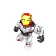 這不是樂高~現貨大人偶鋼鐵人(可與LEGO相容組合)