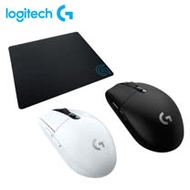 Logitech 羅技 G304 LIGHTSPEED 無線電競滑鼠 + G240 布面鼠墊
