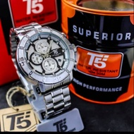 T5 3635 Silver Watches