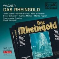 雅諾夫斯基 / 華格納:萊茵的黃金 Das Rheingold 2CD
