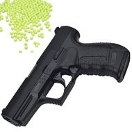 台灣製外銷版 P99強力彈簧加重版6mm手拉空氣BB槍+0.12G高精密研磨 BB彈