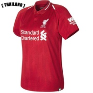 2018/2019 Liverpool Jersey Short sleeve New Season Home And Away and 3rd Football Jersey for Women Girls Fans Thailand Version