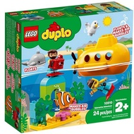 樂高LEGO 10910  Duplo 得寶系列 -潛水艇探險