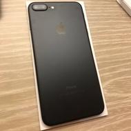 iPhone 7 Plus 128GB 黑色 二手 自用 8成新(可議價