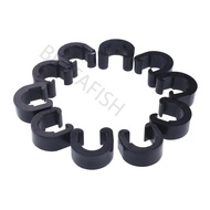 10pcs Jagwire C-Clips Cable Housing Hose Guide MTB Bicycle MTB-Frame Sports