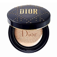 Dior迪奧 超完美持久氣墊粉餅 搖滾釘製版15g
