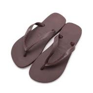 HAVAIANAS TOP 基本素色款夾腳拖鞋 咖 HF3N0029N9 女鞋 鞋全家福