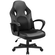 Kaimeng Office Chair Gaming Ergonomic Chair High Back Leather Adjustable Desk Chair Executive Computer Racing Chair