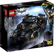 【華泰玩具】DC-蝙蝠車:稻草人的對決/LEGO76239 樂高積木