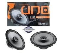 "Hertz X 165 - Uno Series 6.5"" 2-Way Car Speakers"