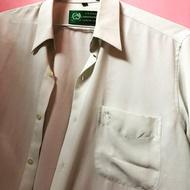 (二手)POLO純白襯衫