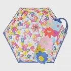 COACH 塗鴉陽傘/雨傘-花朵
