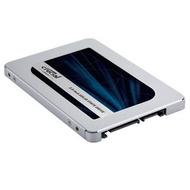 美光 MX500 500GB SATA SSD(3D TLC)-5年