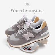New Balance 復古休閒鞋 574 Tencel 女 天絲 灰 運動鞋 NB【ACS】 WL574NA2 B