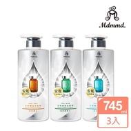 【Mdmmd 明洞國際】安瓶精油洗髮精 任選3入組(健髮/止癢/保濕)