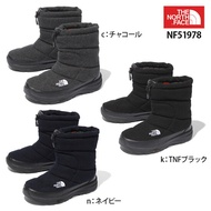 這個nosufeisunupushibutiuru V THE NORTH FACE Nuptse Bootie Wool V NF51978男女兩用長筒靴 Select shop Lab of shoes