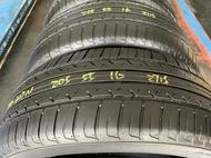 *正順車業* 中古輪胎 中古胎 落地胎 維修 保養 底盤 型號:205 55 16 瑪吉斯 MA307 X2條