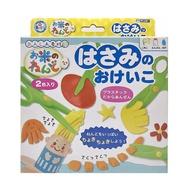 日本 銀鳥 無毒米粘土 美髮理髮組 黏土玩具模具組(2612)