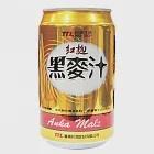 【台酒TTL】紅麴黑麥汁 (330ml*24入)