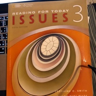 Reading for today issues 3