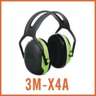 3M-PELTOR-X4A頭戴式耳罩