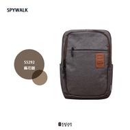 【加賀皮件】SPYWALK 多色 輕量 可放A4 休閒後背包 後背包 S5292
